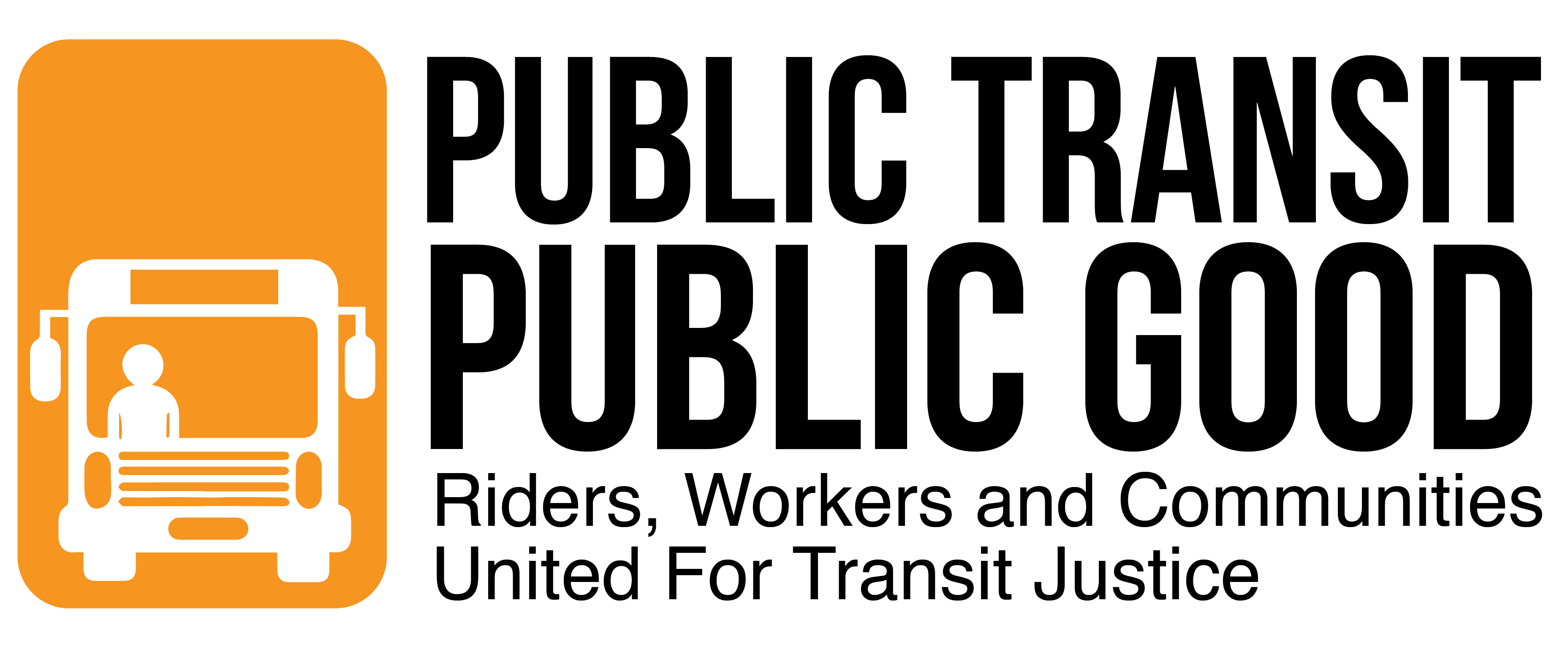 Public Transit - Public Good